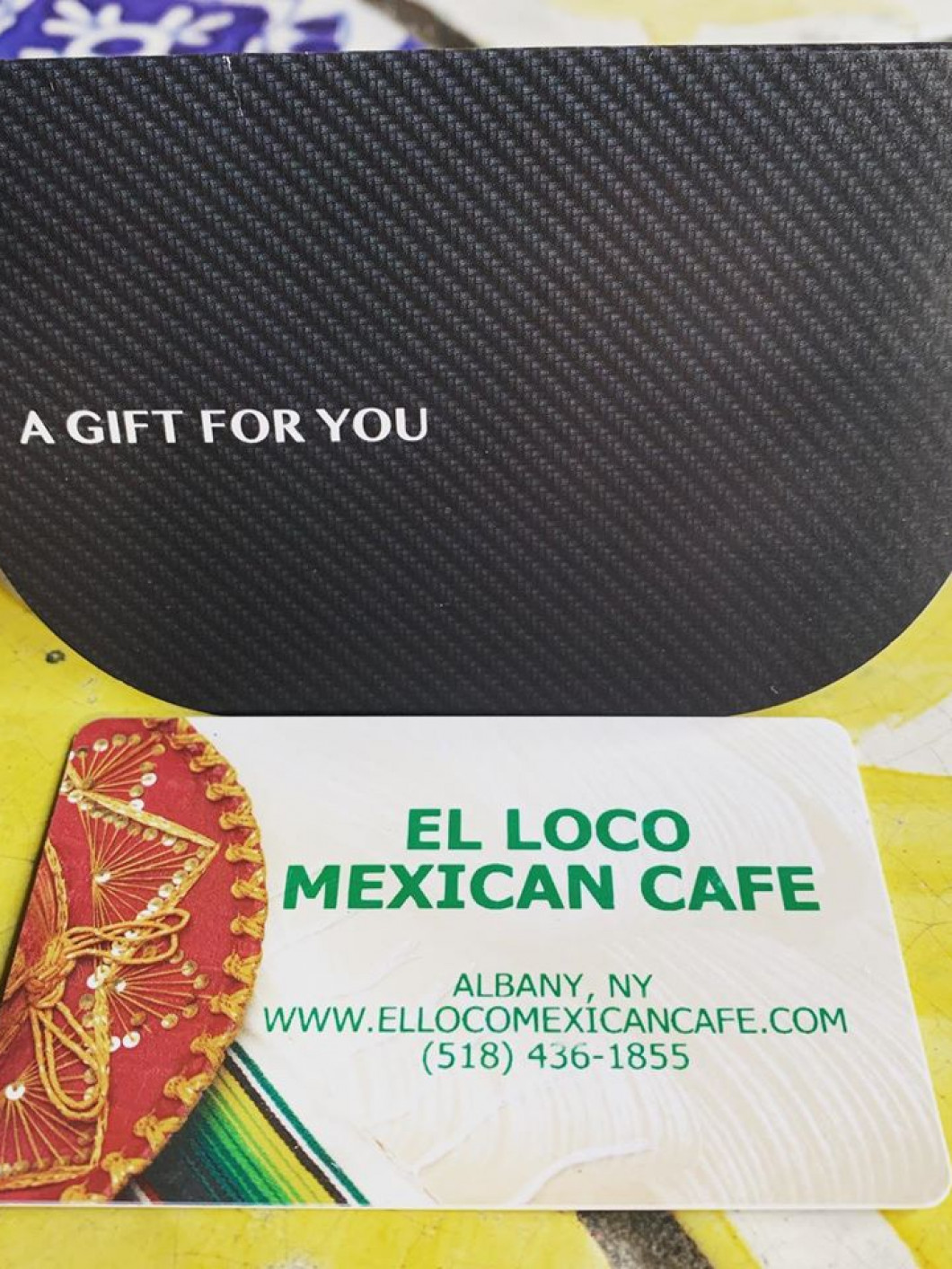 Give the Gift of El Loco!